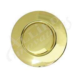 Air Buttons | Trim KitsAIR BUTTON TRIM: #15 CLASSIC TOUCH, BRASS PVD