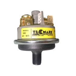"Switches | Pressure / Vacuum SwitchesPRESSURE SWITCH: 1AMP SPNO 1/8"" NPT 1-5PSI"