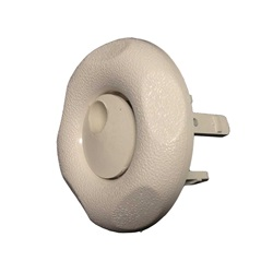 "Jets / Jet Parts | Jet InternalsJET INTERNAL: 2-1/2"" MINI ADJUSTABLE WHIRLY WHITE"