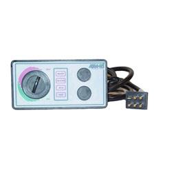 Topsides / Spaside Controls | Topsides for Air ControlsTOPSIDE: AQUA-SET - 2001-2SS - 120V - 2 BUTTON - 10'