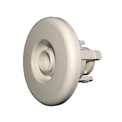 "Jets / Jet Parts | Jet InternalsJET INTERNAL: 2-1/2"" ADJUSTABLE MINI JET DIRECTIONAL SMOOTH WHITE"