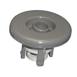 "Jets / Jet Parts | Jet InternalsJET INTERNAL: 2-1/2"" ADJUSTABLE MINI JET DIRECTIONAL SMOOTH GRAY"