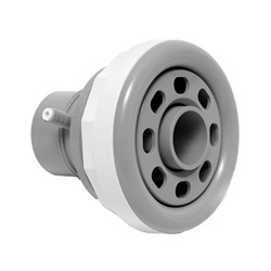 "Jets / Jet Parts | Jet InternalsJET INTERNAL: 1"" CLOUDBURST NOZZLE GRAY"