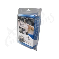 Controls / Equipment Packs   Garbage Disposal ControlsCONTROL: TF-1 DUAL PACKAGE WITH BUTTON ASSEMBLY BRUSHED STAINLESS