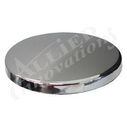 Air Buttons | Trim KitsAIR BUTTON PLUG: #15 CHROME CAP WITHOUT BUTTON BODY