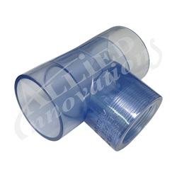"Ozonators / Sanitizers | IonizersIONIZER PART: 2"" CLEAR TEE"
