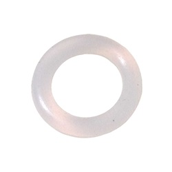 "Lights / Light Parts | Light Parts / AccessoriesLED LIGHT PART: O-RING SILICONE CLEAR .362""ID X .103""CS"