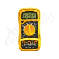 Tools / Meters / Thermometers | Meters / Testers / DetectorsDIGITAL MULTIMETER WITH TEMPERATURE