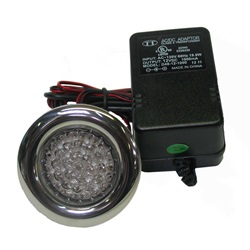Lights / Light Parts   LightsLED COLOR LIGHT KIT WITH AC / DC ADAPTER PLUG 110V