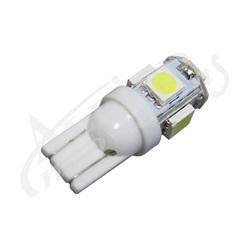 Lights / Light Parts | Light Parts / AccessoriesLIGHT PART: LED 12V DC WHITE, WEDGE-T10