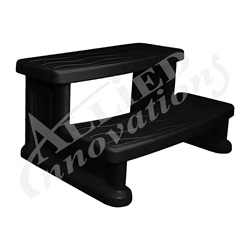 Accessories / Maintenance | Deck AccessoriesSTEP ASSEMBLY: SPA SIDE STEP BLACK