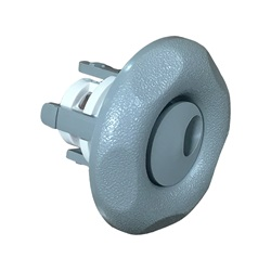 "Jets / Jet Parts | Jet InternalsJET INTERNAL: 2-1/2"" MINI ADJUSTABLE WHIRLY SCALLOP GRAY"