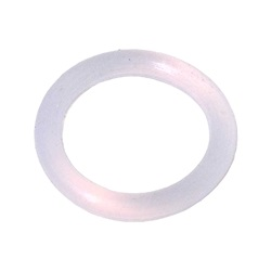 "Lights / Light Parts | Light Parts / AccessoriesLED LIGHT PART: O-RING SILICONE CLEAR .364""ID X .070""CS"