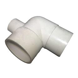 "Plumbing   PVC Pipes / FittingsPVC FITTING: ELBOW ST 1-1/2"" X 1-1/2"" X 1/2"" FIPT"