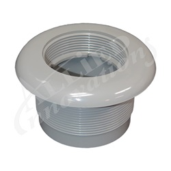 "Filters / Filter Parts | Filter PartsFILTER PART: 2"" WALL FITTING GRAY"