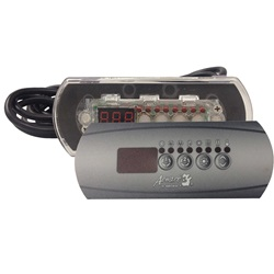 Topsides / Spaside Controls   Digital Topside ControlsTOPSIDE: IN.K200-2OP WITH OVERLAY