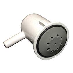 "Plumbing | Air InjectorsAIR INJECTOR: 3/8"" BELL STYLE GRAY"
