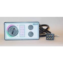 Topsides / Spaside Controls | Topsides for Air ControlsTOPSIDE: AQUA-SET - 2002-2SS - 240V - 2 BUTTON - 10'