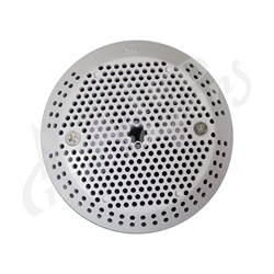 """Skimmers / Suctions / Drains   Suction Assemblies / PartsSUCTION COVER: 3-3/4"""" 124 GPM WITH SCREWS, VGB"""