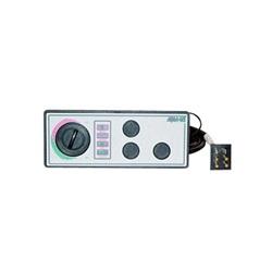 Topsides / Spaside Controls | Topsides for Air ControlsTOPSIDE: AQUA-SET - 4002-3SS - 240V - 3 BUTTON - 10'