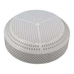 """Skimmers / Suctions / Drains   Suction Assemblies / PartsSUCTION COVER: 4-7/8"""" 179/256GPM WHITE"""