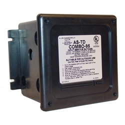 Controls / Equipment Packs | In-Ground Spa ControlsCONTROL: AS-TD COMBO-95-10 MINUTE, 120/240V, 20AMP, WITHOUT BUTTON