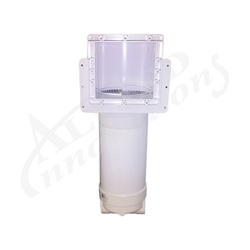 "Skimmers / Suctions / Drains | Skim Filter AssembliesSKIM FILTER ASSEMBLY: DSF-35 2"" COMPACT"