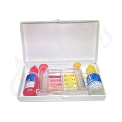 Accessories / Maintenance | Test Kits / Colorimeter / PhotometersTEST KIT: DUAL pH and CHLORINE