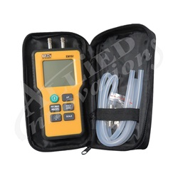 Tools / Meters / Thermometers | Meters / Testers / DetectorsMANOMETER: EM152 DUAL INPUT ELECTRONIC WITH CARRYING CASE