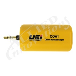 Tools / Meters / Thermometers | Meters / Testers / DetectorsTESTER: CARBON MONOXIDE ADAPTER