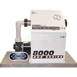 Controls / Equipment Packs | In-Ground Spa Equipment PacksPACK: BP2000 WITH 11.0KW HEATER, TOPSIDE, 1.5HP PUMP