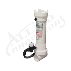 Ozonators / Sanitizers | Sanitizer Parts / AccessoriesCHEMICAL FEEDER: RAINBOW 300 AUTOMATIC OFF LINE CHLORINE / BROMINE FEEDER