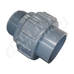 "Plumbing | Plumbing AccessoriesUNION ASSEMBLY: 1-1/2"" MXS GAS GRAY"
