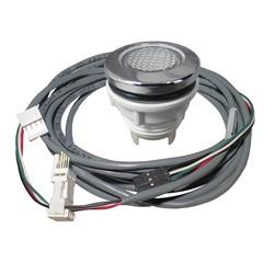 Lights / Light Parts   LightsLIGHT: CHROMATHERAPY 9 LED CHROME ROUND FLANGE WITH CORD