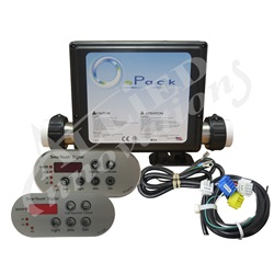 Controls / Equipment Packs | Digital / Electronic ControlsCONTROL: ePack WITH 1.0/4.0KW HEATER, KP-2100 TOPSIDE AND CORDS