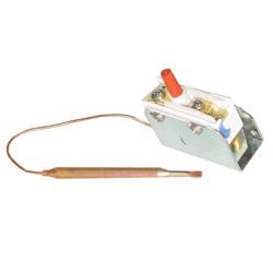 "Thermostats / Sensors / Hi Limits | Hi Limit SensorsHI LIMIT: SPST 1/4"" X 3.13"" BULB 6"" CAPILLARY"