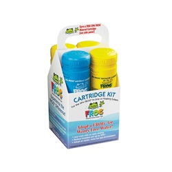 Ozonators / Sanitizers | ChemicalsSPA FROG: CARTRIDGE KIT 3-BROMINE AND 1-MINERAL