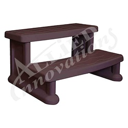 Accessories / Maintenance | Deck AccessoriesSTEP ASSEMBLY: SPA SIDE STEP JAVA
