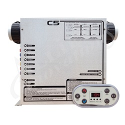 Controls / Equipment Packs | Digital / Electronic ControlsCONTROL: C5-T 240V WITH 5.0KW HEATER AND TOPSIDE