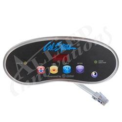 Topsides / Spaside Controls | Digital Topside ControlsTOPSIDE: 6000/6100 CAL SPA 2007