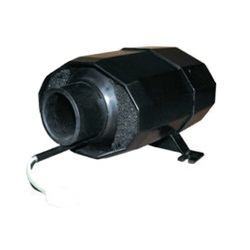 Blowers | Complete BlowersBLOWER: 1.0HP 240V 50/60HZ WITH 4-PIN AMP PLUG 3-1/2' CORD SILENT AIRE SERIES