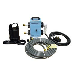 Controls / Equipment Packs | Baptismal ControlsBAPTISMAL PORTABLE SYSTEM: 240V WITH HEATER AND PUMP