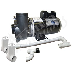 Pumps | Complete PumpsPUMP KIT: 4.0HP 230V 2-SPEED 60HZ TO RETROFIT CAL-SPA DUALLY
