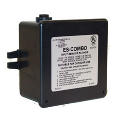 Controls / Equipment Packs | In-Ground Spa ControlsCONTROL: ES-COMBO 120/240V 20A WITHOUT BUTTON