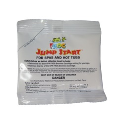 Ozonators / Sanitizers | ChemicalsSPA FROG: JUMP START SINGLE PACK