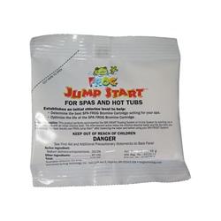 Ozonators / Sanitizers | ChemicalsSPA FROG: JUMP START SINGLE PACK