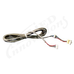 Circuit Boards | PCB Cables / PCB AccessoriesCABLE: DUAL AUXILIARY FOR 12C (COM CABLE)